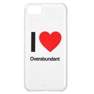 i love overabundant iPhone 5C cases