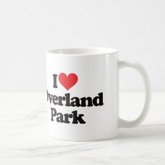 I Love Overland Park Coffee Mug