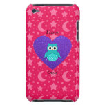 I love owls barely there iPod cases