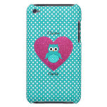 I love owls iPod touch cover