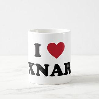 I Love Oxnard California Coffee Mug