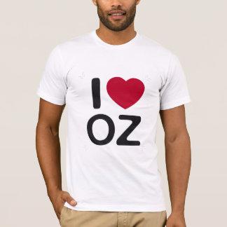 I love oz men T-Shirt