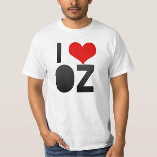 I Love OZ Tee Shirt