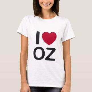 I love oz women T-Shirt