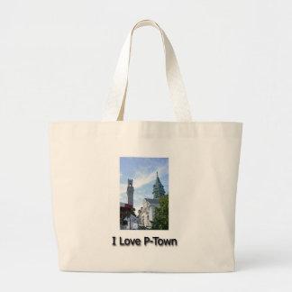 I Love P-Town Canvas Bag