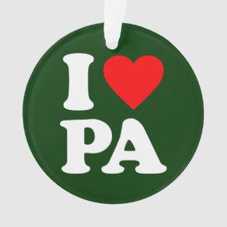 I LOVE PA