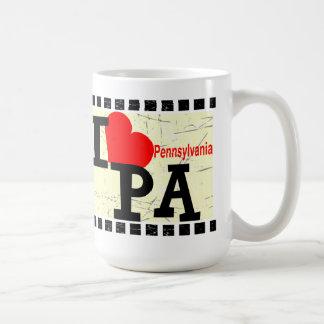 I love PA   - Mugs