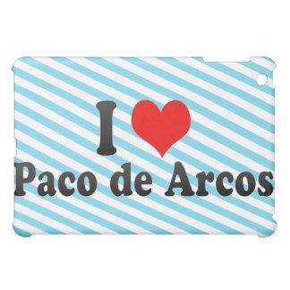 I Love Paco de Arcos, Portugal Case For The iPad Mini