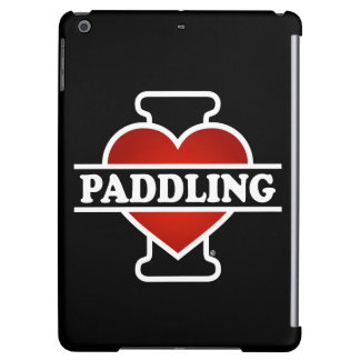 I Love Paddling Case For iPad Air