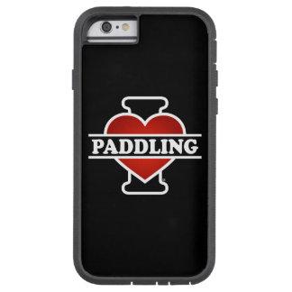 I Love Paddling Tough Xtreme iPhone 6 Case