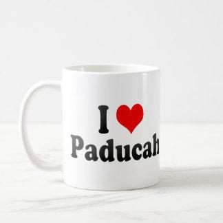 I Love Paducah, United States Classic White Coffee Mug