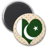 I Love Pakistan Fridge Magnet