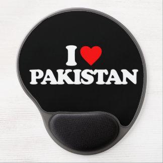 I LOVE PAKISTAN GEL MOUSEPAD