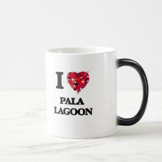 I love Pala Lagoon Samoa 11 Oz Magic Heat Color-Changing Coffee Mug