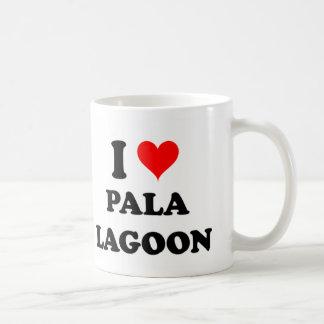 I Love Pala Lagoon Samoa Classic White Coffee Mug