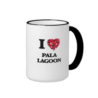 I love Pala Lagoon Samoa Ringer Coffee Mug