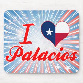 I Love Palacios, Texas Mouse Pad