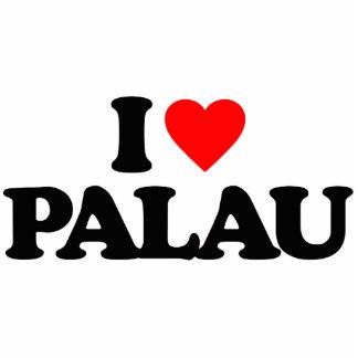 I LOVE PALAU PHOTO CUT OUT