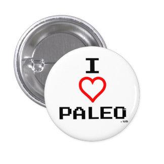 I Love Paleo Pin