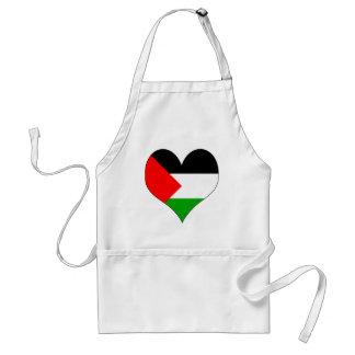 I Love Palestine Apron