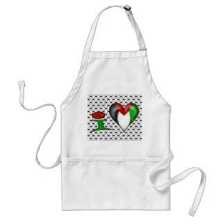 I love Palestine Aprons