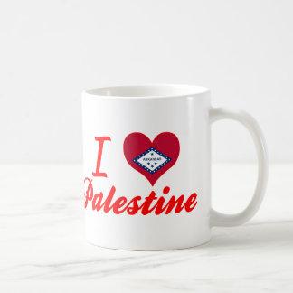 I Love Palestine, Arkansas Mug
