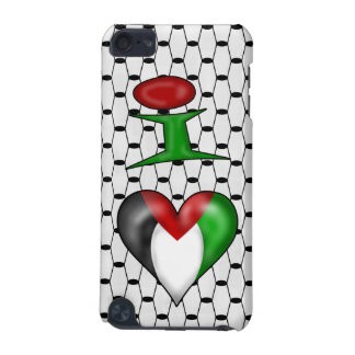 I love Palestine iPod Touch 5G Covers