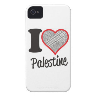 I love Palestine iPhone 4 Covers