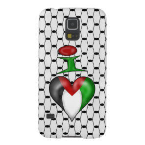 I love Palestine Case For Galaxy S5