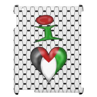 I love Palestine I Heart Palestine iPad Covers