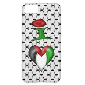 I love Palestine iPhone 5C Cover