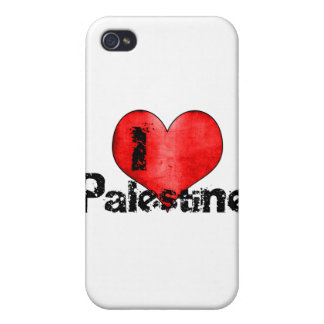 I love Palestine Cases For iPhone 4