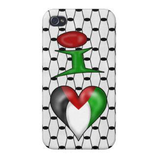 I love Palestine iPhone 4/4S Cover