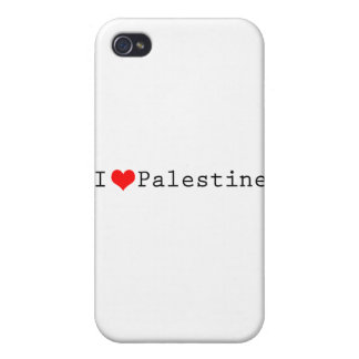 I love Palestine Cover For iPhone 4