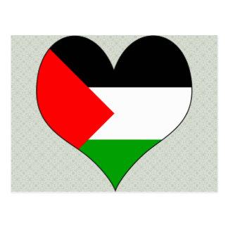 I Love Palestine Postcards
