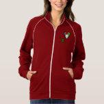 I love Palestine Printed Jacket