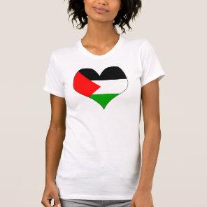 I Love Palestine T-Shirt