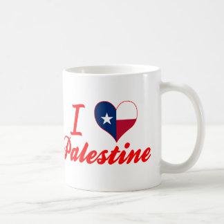 I Love Palestine, Texas Coffee Mugs