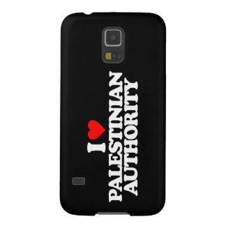 I LOVE PALESTINIAN AUTHORITY GALAXY S5 COVER