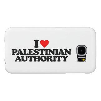 I LOVE PALESTINIAN AUTHORITY SAMSUNG GALAXY S6 CASE