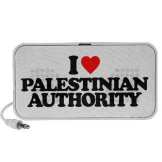 I LOVE PALESTINIAN AUTHORITY PC SPEAKERS