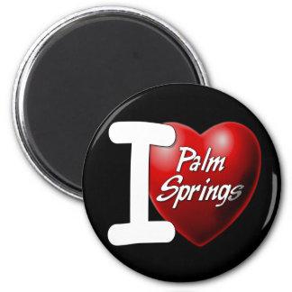 I Love Palm Springs Magnet