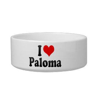 I love Paloma Cat Bowls