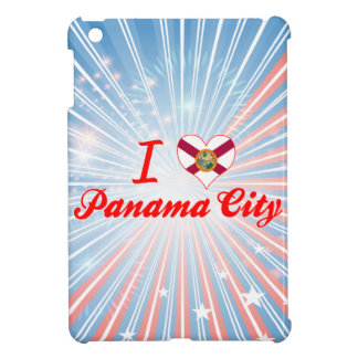 I Love Panama City, Florida iPad Mini Cases