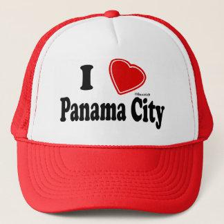 I Love Panama City Trucker Hat