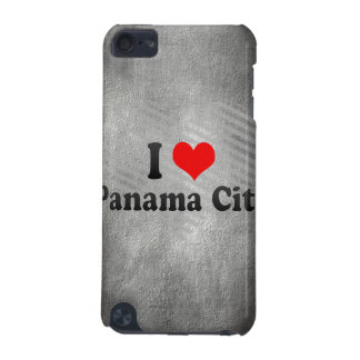 I Love Panama City, United States iPod Touch 5G Cases