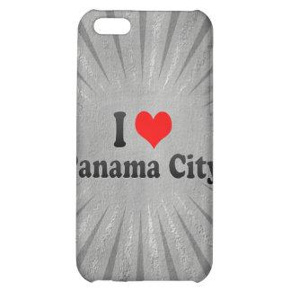 I Love Panama City, United States iPhone 5C Covers
