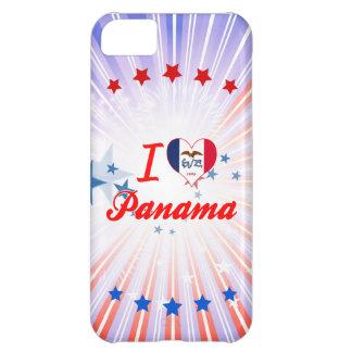 I Love Panama, Iowa Cover For iPhone 5C