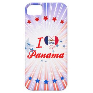 I Love Panama, Iowa iPhone 5 Case