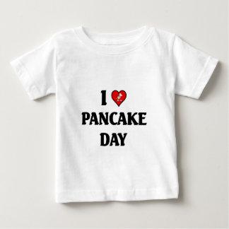 I love Pancake day Baby T-Shirt
